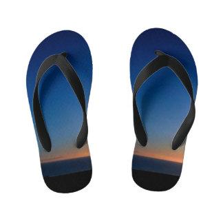Ventura Sunset Kid's Flip Flops