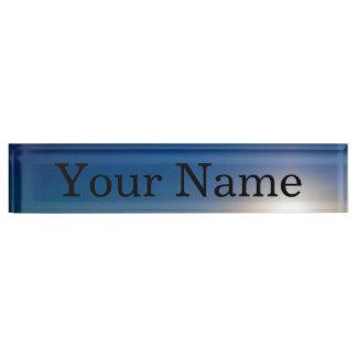 Ventura Sunset Name Plates