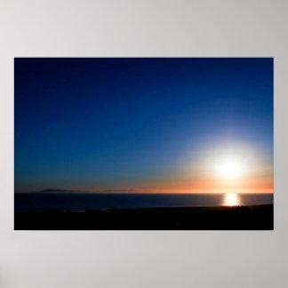 Ventura Sunset Poster