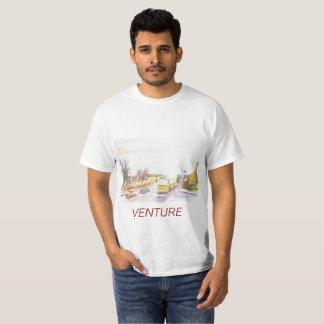 Venture of Consett Leyland Leopard Tee shirt