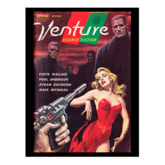 Venture Science Fiction v01 n05 (1957-09.Mercury)_ Postcard