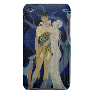 Venus and Adonis (colour litho) iPod Touch Covers