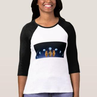 Venus and Moon Phases shirt