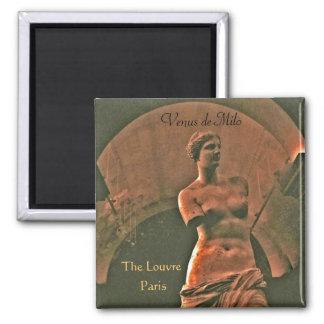 Venus de Milo Louvre Magnet