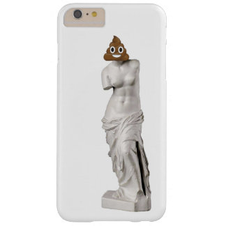Venus de Milo with Happy Poop Barely There iPhone 6 Plus Case
