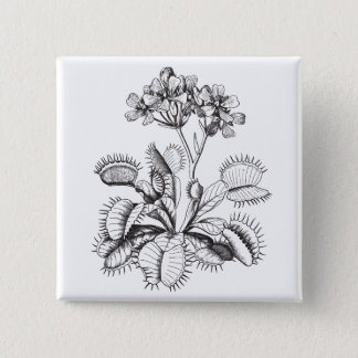 Venus Flytrap Pin