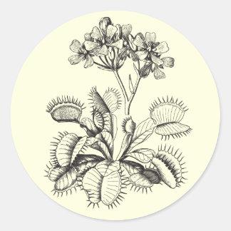 Venus Flytrap Sticker