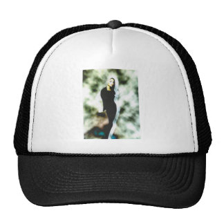 venus haze trucker hat