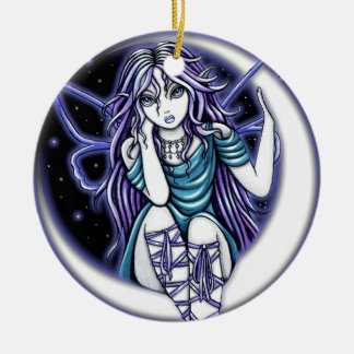 """Venus Moon""  Celestial Fairy Art Ornaments"