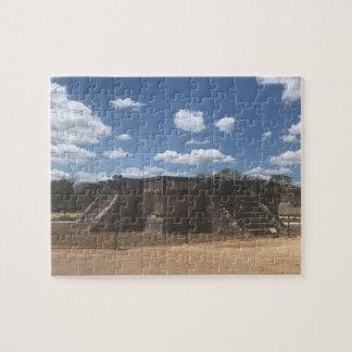Venus Platform  Chichen Itza, Mexico Jigsaw Puzzle