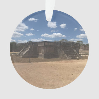 Venus Platform – Chichen Itza, Mexico Ornament