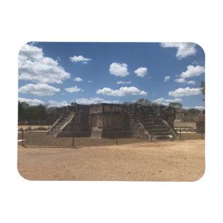 Venus Platform – Chichen Itza, Mexico Photo Magnet
