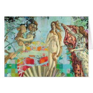 Venus Remix Card