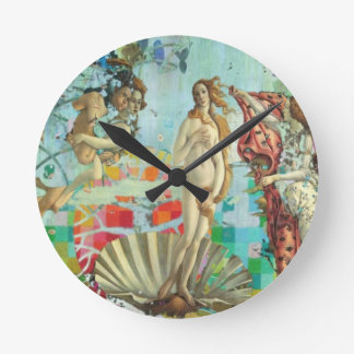 Venus Remix modern clock design