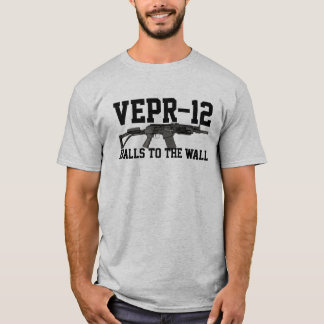 Vepr 12 - Balls to the Wall T-Shirt