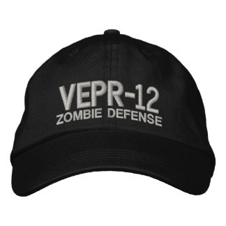 Vepr 12 - Zombie Defense Embroidered Hat