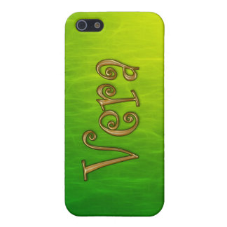 VERA Name Branded iPhone Cover iPhone 5 Cases