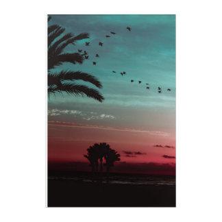 Vera Vibes Acrylic Print