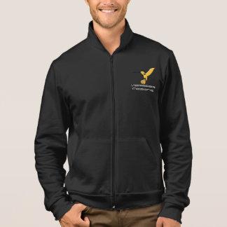 Veraseri Designs Men's Zip Jogger Jacket