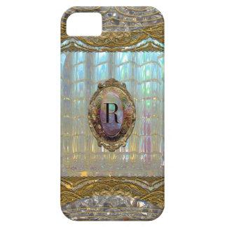 Veraspeece Baroque Monogram iPhone 5 Cover