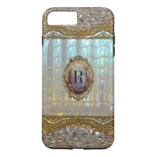 Veraspeece Sweet Baroque  Monogram Plus iPhone 8 Plus/7 Plus Case