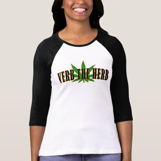 Verb The Herb T-Shirt