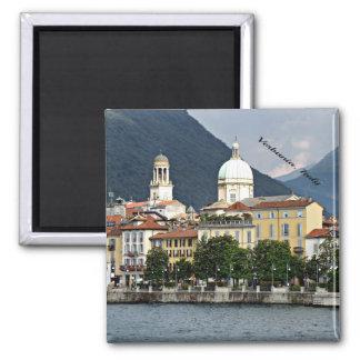 Verbania, Italy cityscape Magnet