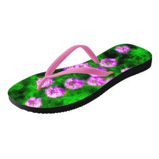Verbena Flip Flops