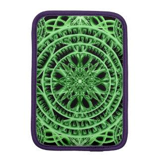 Verdant Mandala iPad Mini Sleeves
