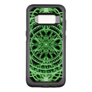 Verdant Mandala OtterBox Commuter Samsung Galaxy S8 Case