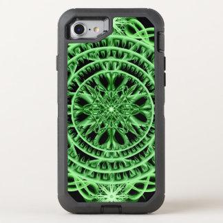 Verdant Mandala OtterBox Defender iPhone 7 Case
