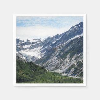 Verdant Mountain Napkin Paper Napkins