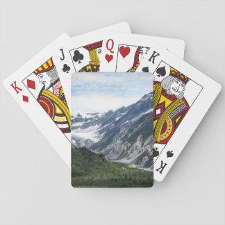 Verdant Mountain Playing Cards