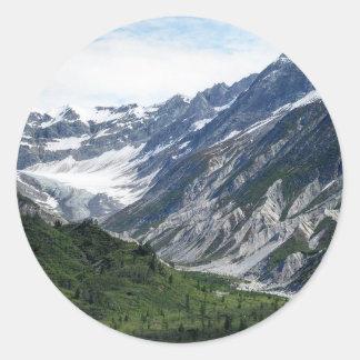 Verdant Mountain Sticker