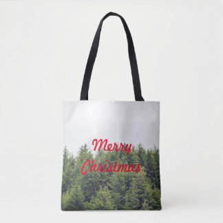Verdant Tree Tops Tote
