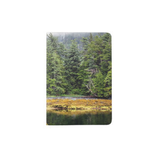 Verdant Views Passport Holder