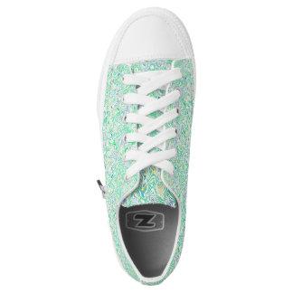 Verde Blue - Low Tops - Shoes