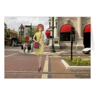 Verdi at Main Street Crossing, Houston, Texas Card