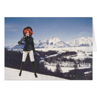 VERDI VISITS THE GRAND TETON SHINING MOUNTAINS CARD