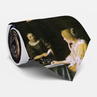 Vermeer Fine Art Tie
