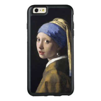 Vermeer Girl with a Pearl Earring OtterBox iPhone 6/6s Plus Case
