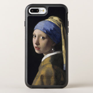 Vermeer Girl with a Pearl Earring OtterBox Symmetry iPhone 7 Plus Case