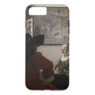 Vermeer Officer and Laughing Girl iPhone 7 Plus Case