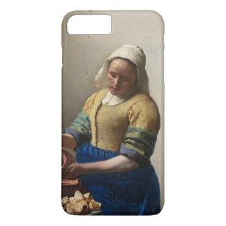 Vermeer - The Milkmaid iPhone 7 Plus Case