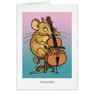 Vermicellist Card