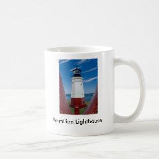 Vermilion Lighthouse Mug