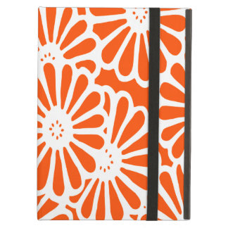 Vermillion Asian Moods Floral Case For iPad Air