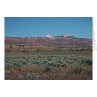 VERMILLION CLIFFS CARD