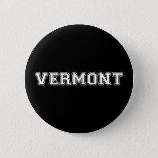 Vermont 2 Inch Round Button