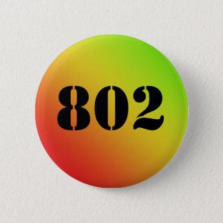 """Vermont """"802"""" Button"""